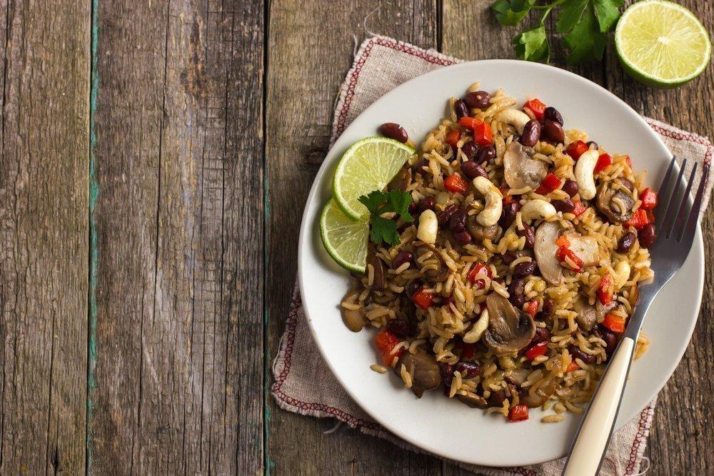 Бразилия: любовь к рису и фасоли