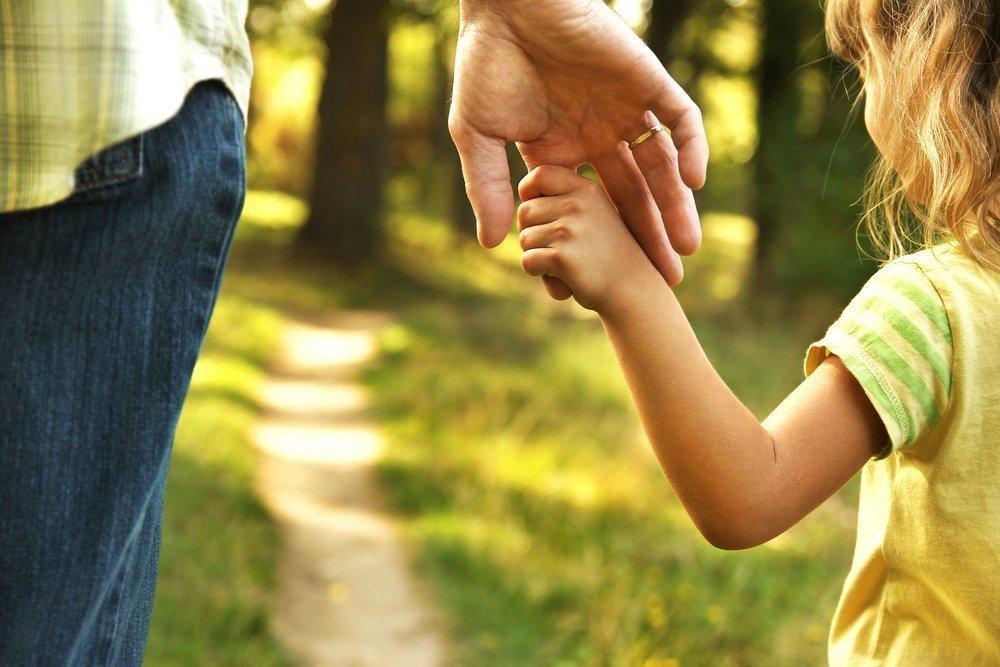 Подготовьте ребенка к вашему отсутствию
