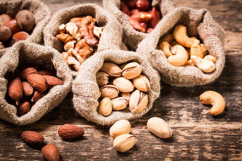 Орехи в питании: невероятные открытия