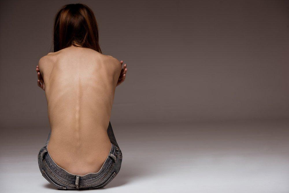 Тело, изнуренное диетами