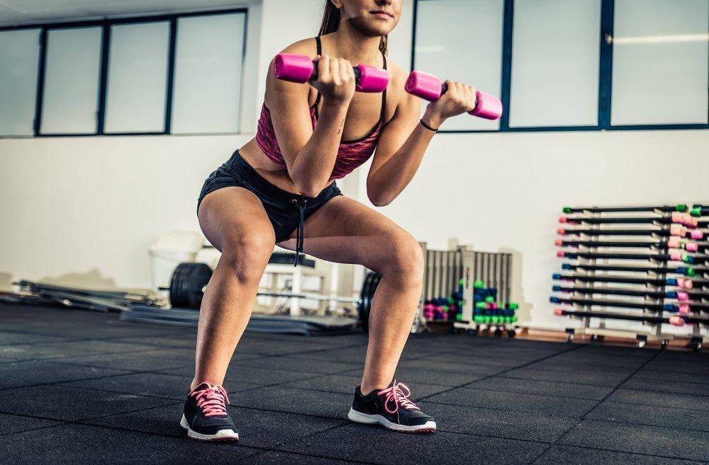 Фитнес-упражнения для тренажерного зала