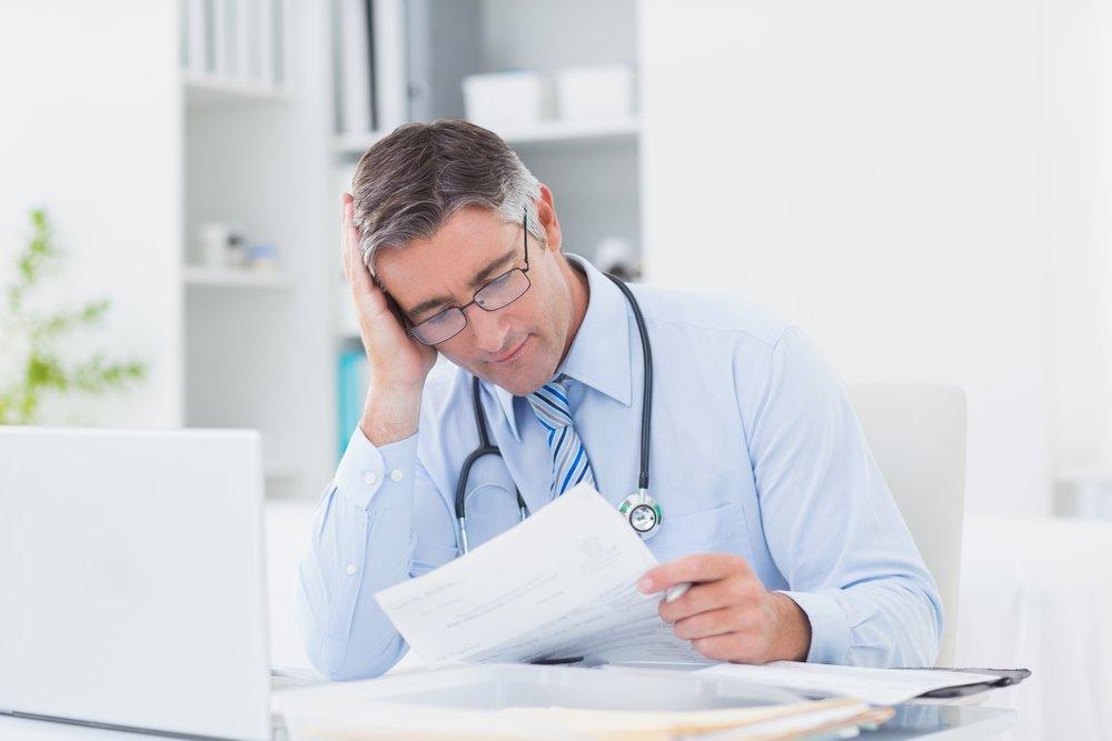 Бедные врачи