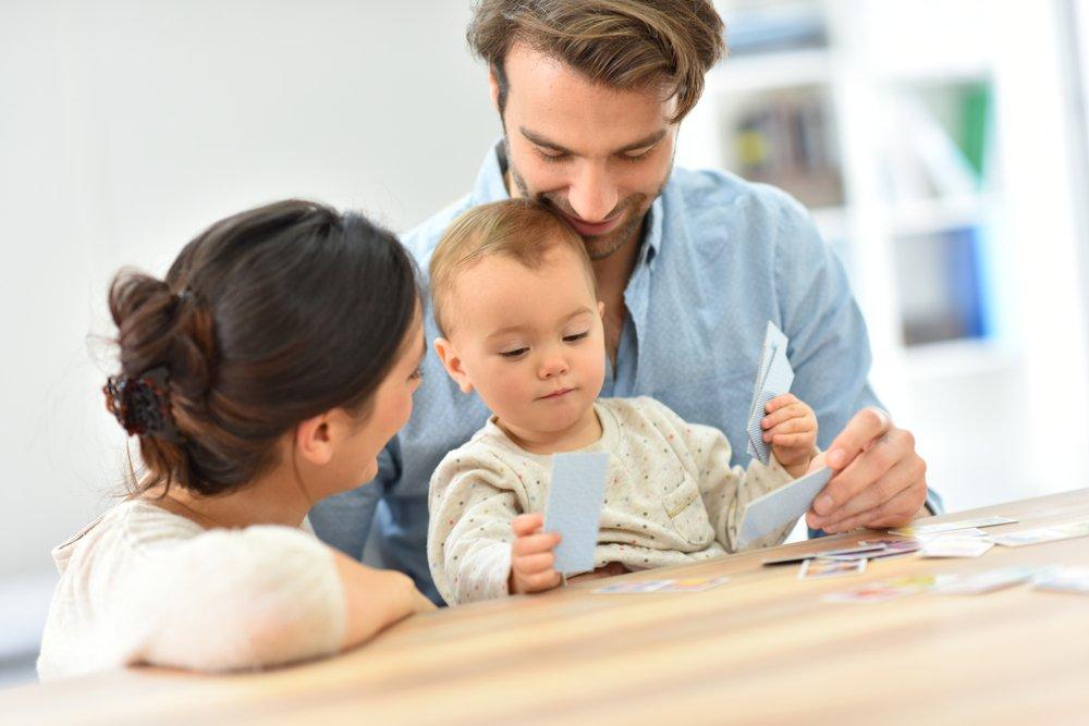 Карточные развлечения для детей разного возраста