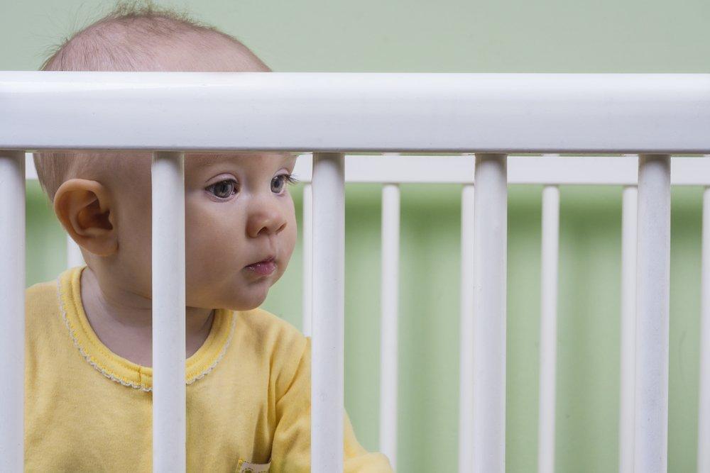 Как выглядит потничка у ребенка 2 года фото