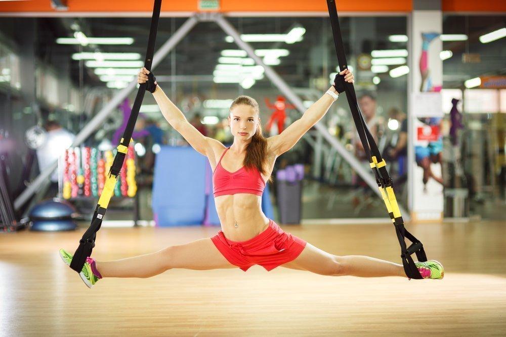 Фитнес-упражнения для шпагата