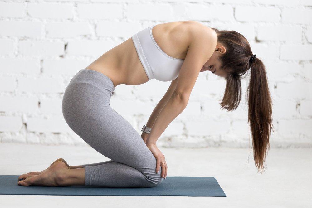 Техника выполнения упражнения «Вакуум»