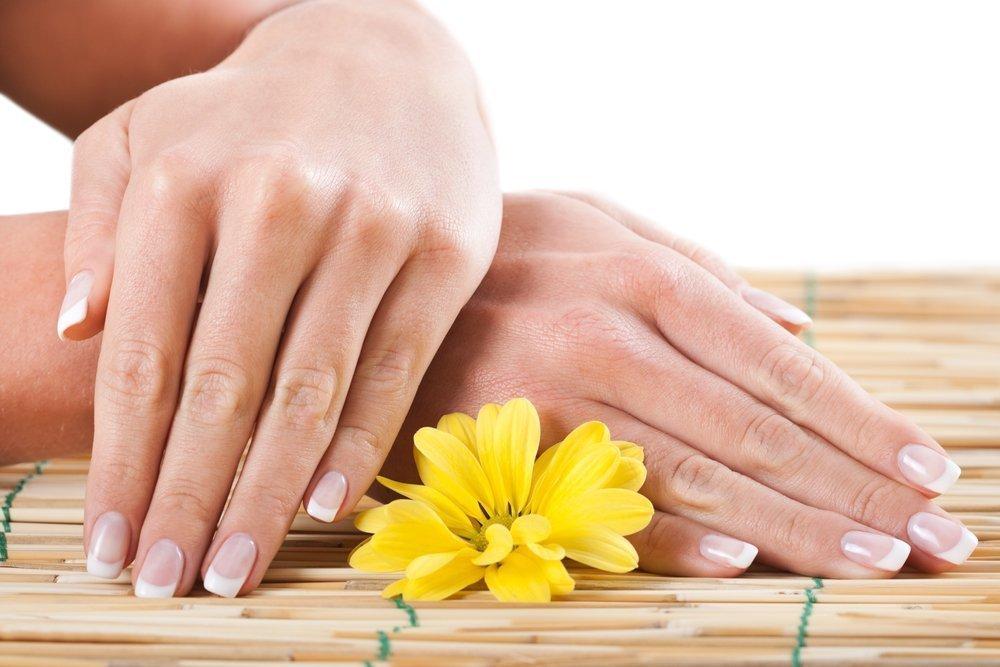 Уход за кутикулой и ногтями