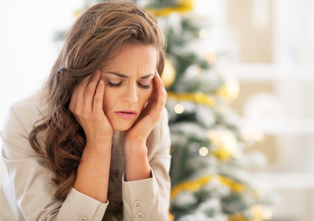 Новогодние переживания: советы, лекарства, когда нужна помощь