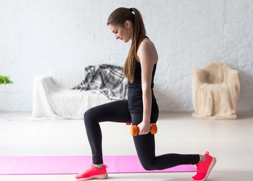 Комплекс для похудения ног поклонницам ЗОЖ