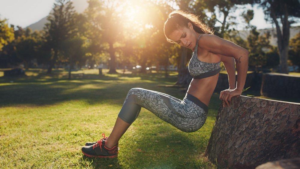 Протокол Табата и похудение