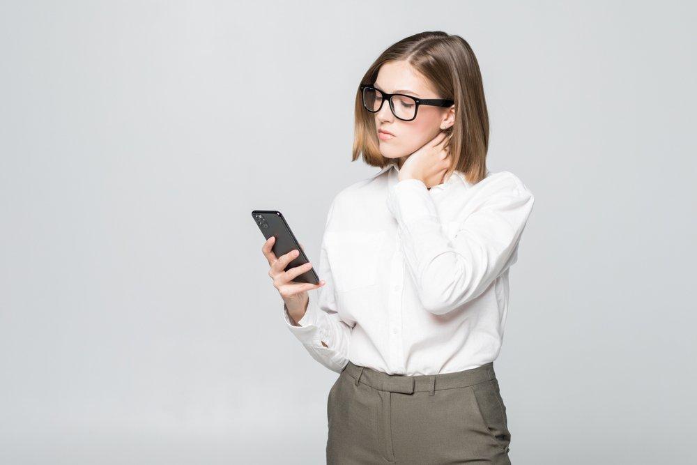 Как справляться с «экранной шеей»?