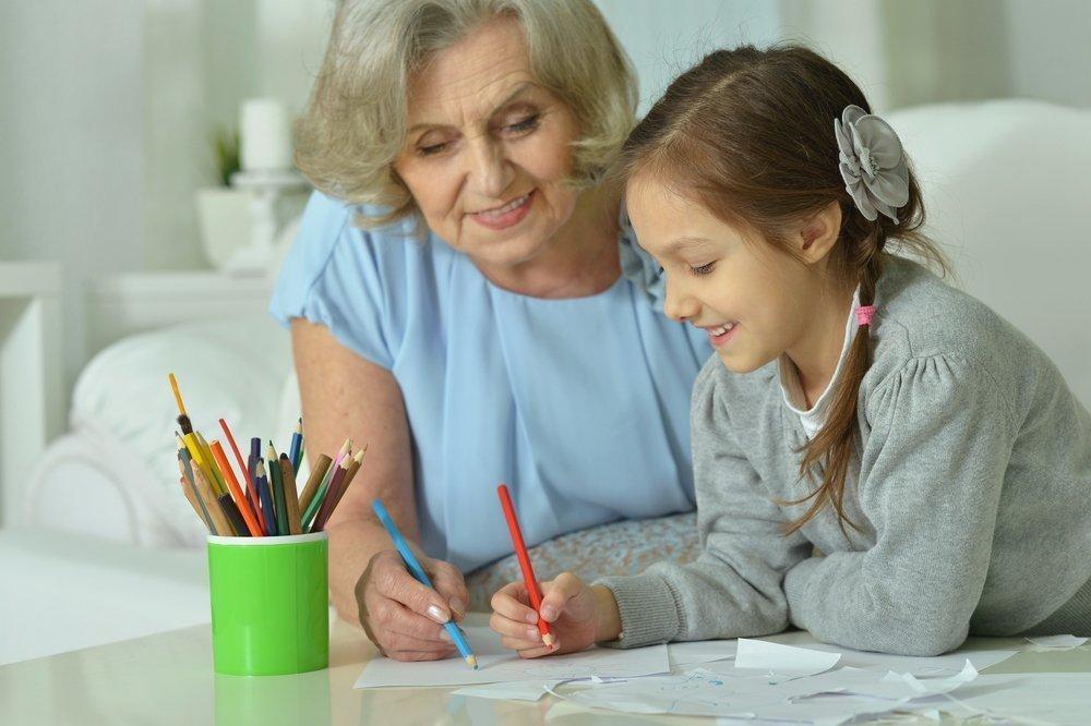 Дети и их воспитатели: какими бывают бабушки?