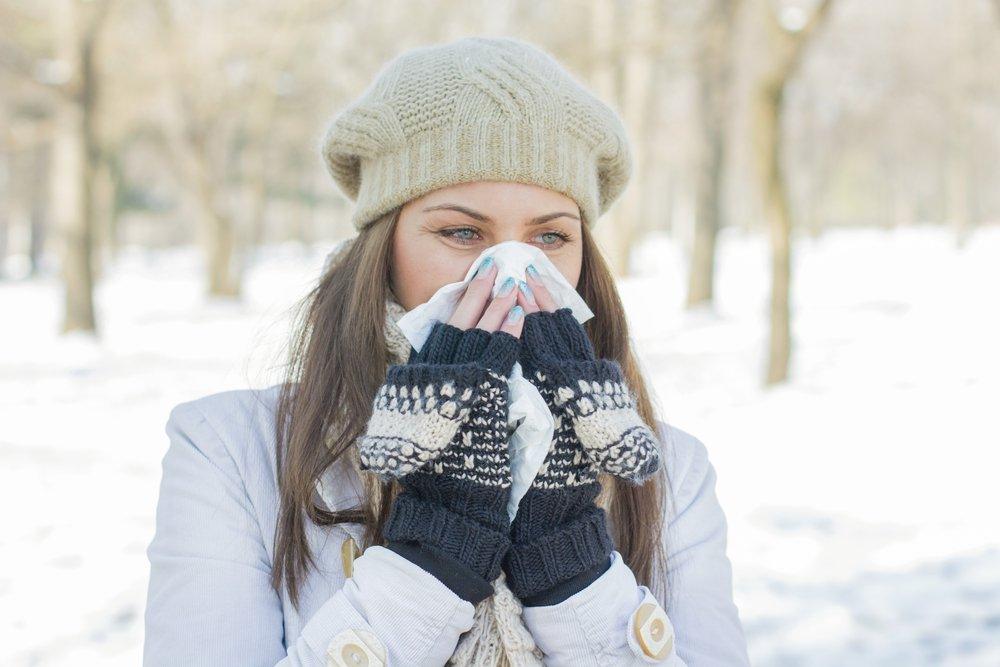 Забитый нос и аллергия