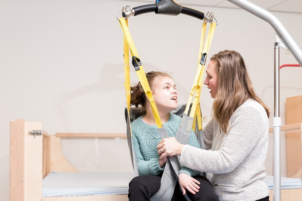 Технические средства реабилитации и развитие ребенка с ДЦП