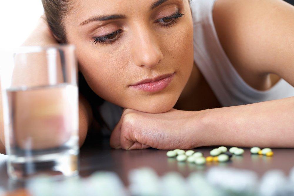 Прием противоаллергических препаратов