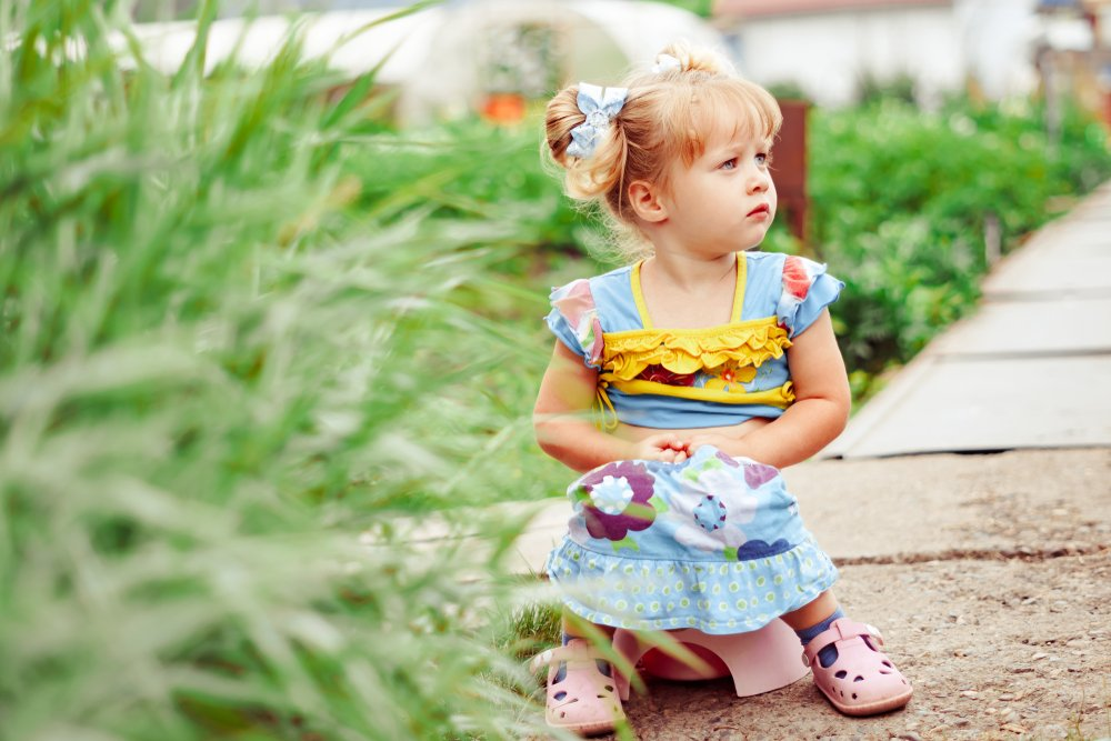 Развитие ребенка: когда пора приучать к горшку?