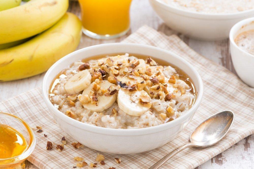 Простые рецепты десертов из бананов для детей