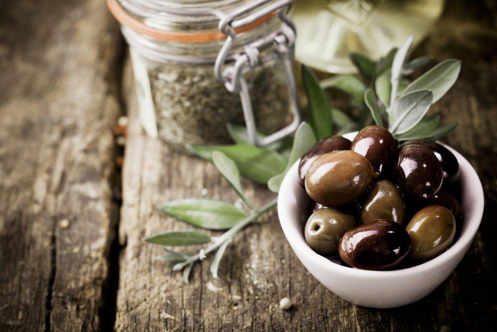 Найдите отличия: оливки и маслины