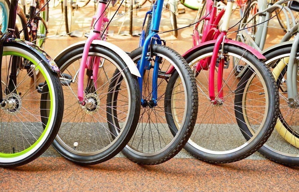 Выбор велосипеда для занятий фитнесом