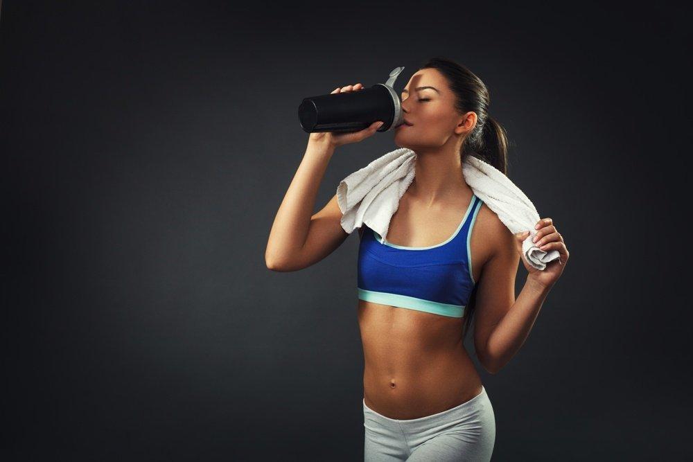 Зачем нужно спортивное питание?