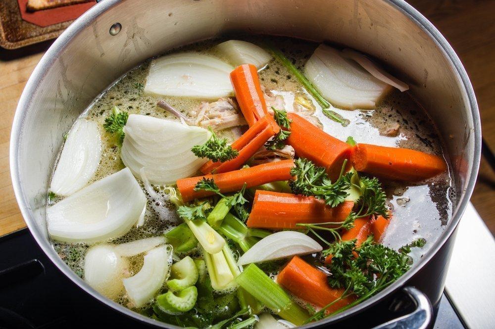Правила «суповых» диет