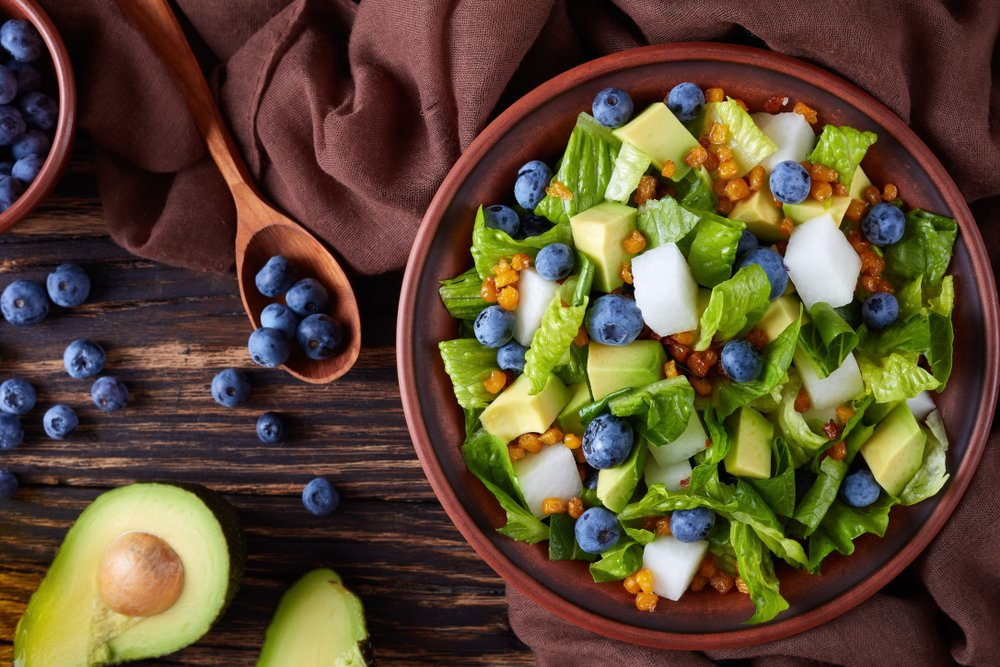 Похудение и вкусные салаты