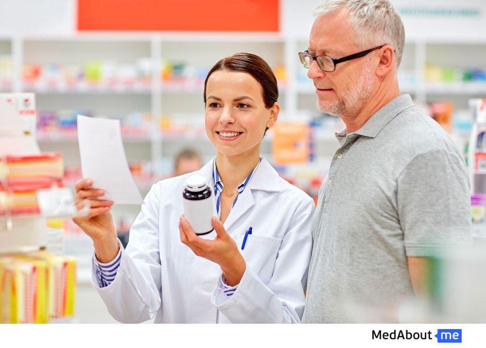 Таблетки для взрослых
