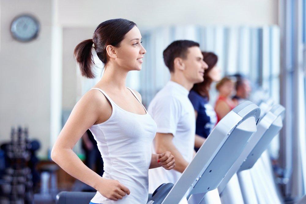 Беговая дорожка для похудения: главные достоинства метода