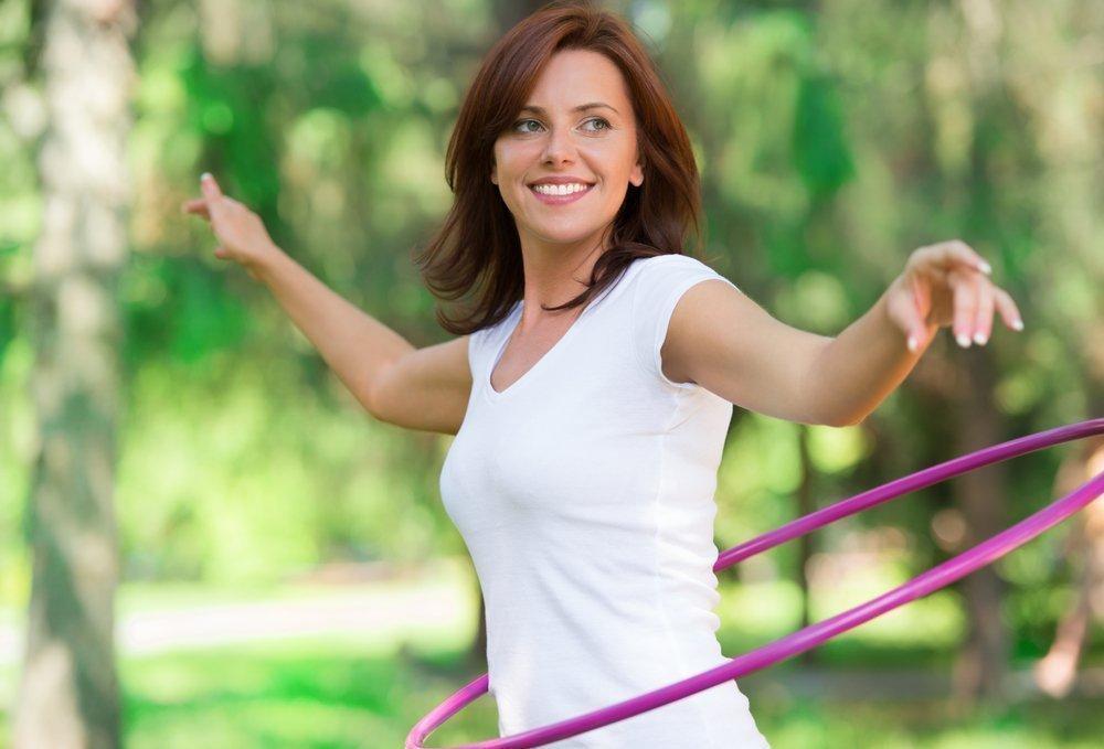 Фитнес: упражнения для похудения боков и живота