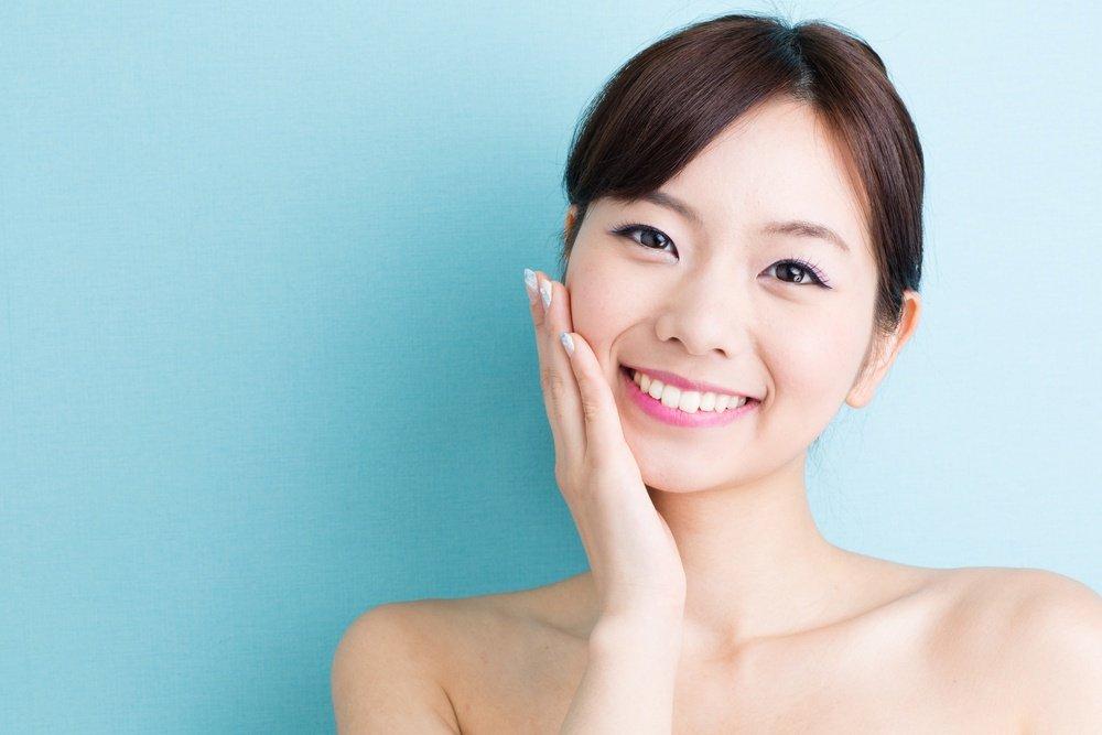 Состав японской косметики для кожи