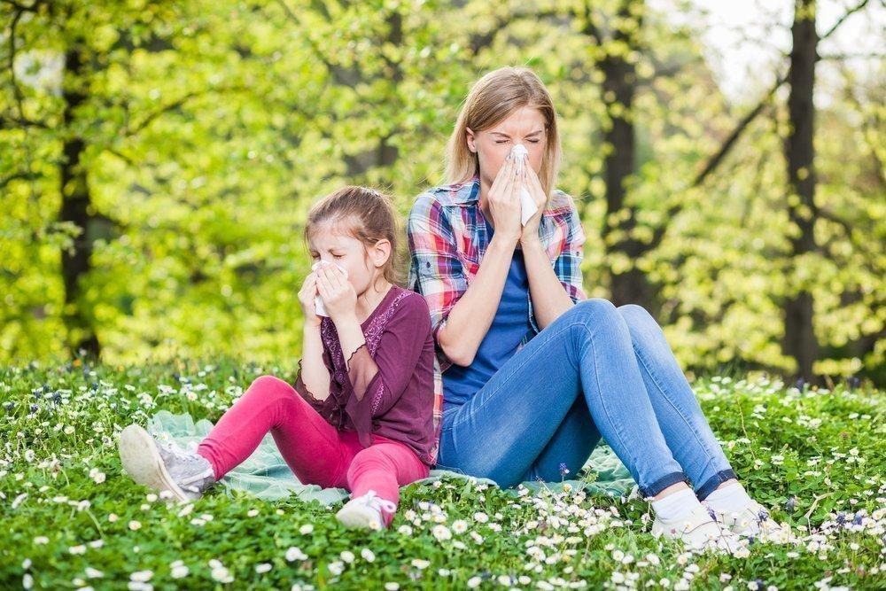 Симптомы и методы диагностики аллергии на пыльцу