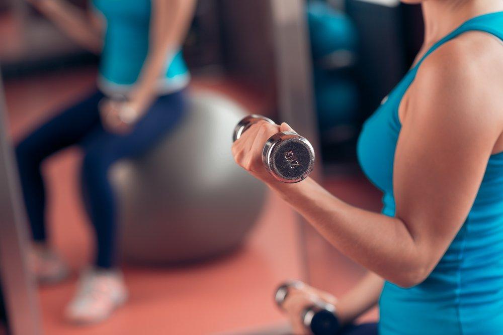 Комплекс эффективных упражнений для рук