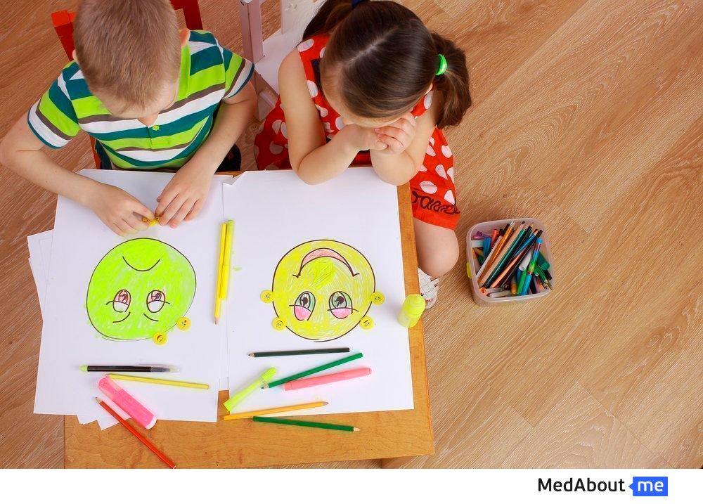 Физическое развитие и психика малышей