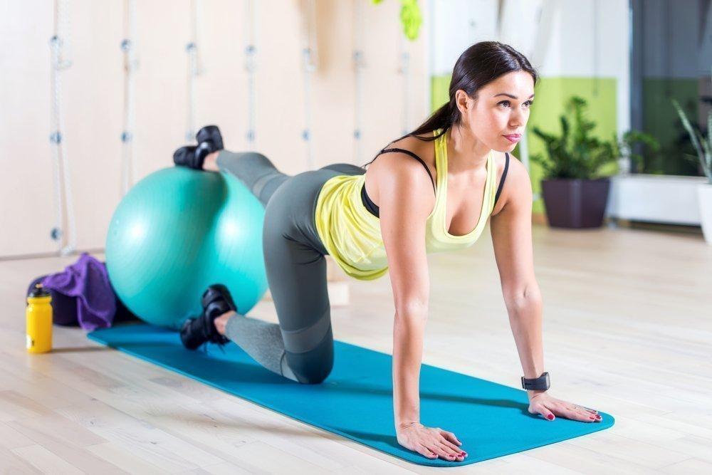 Пример функционального комплекса упражнений