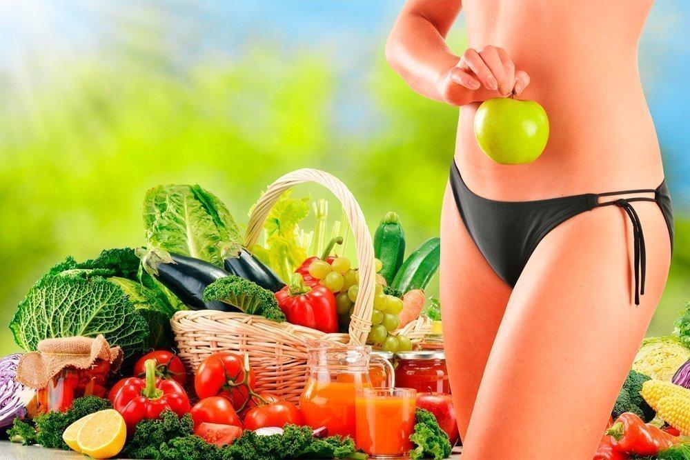Сбалансированное питание для тонкой талии