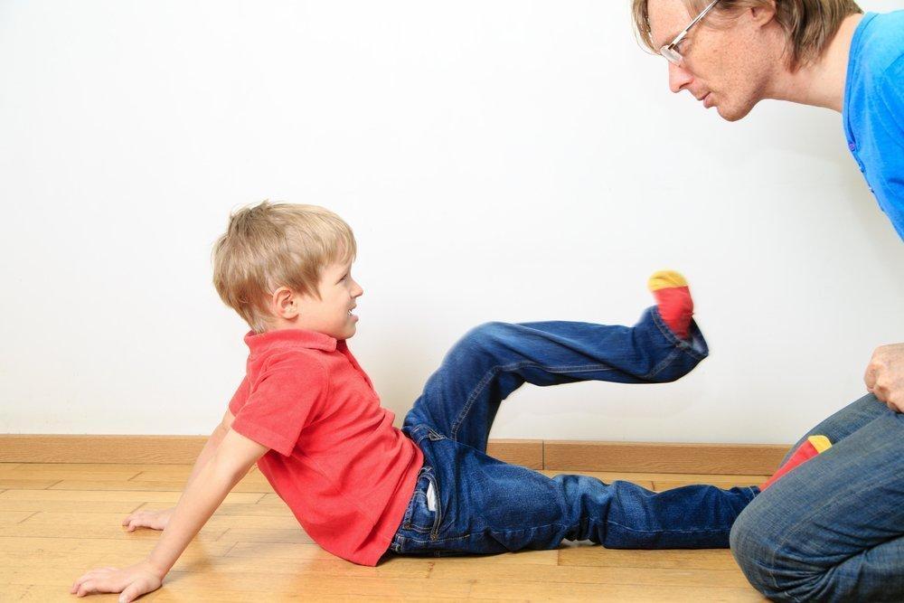 Внимание портит ребенка
