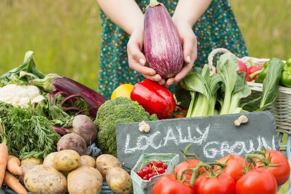 Какие овощи охлаждают организм?