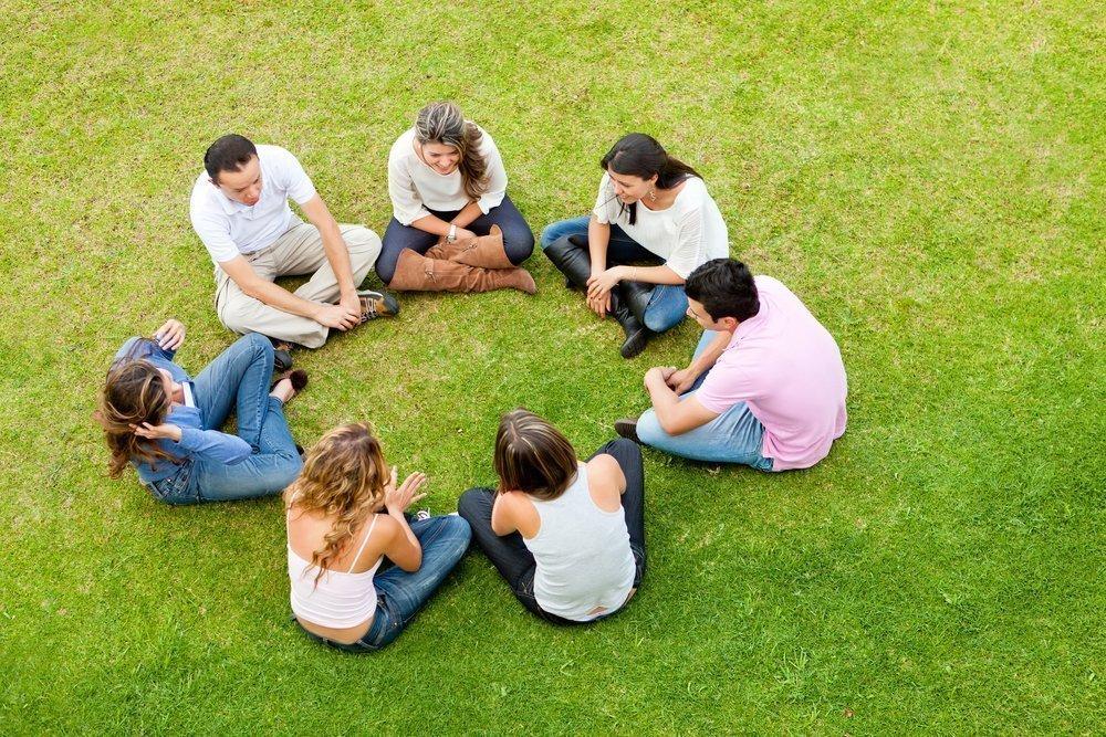 Картинка для группы общения
