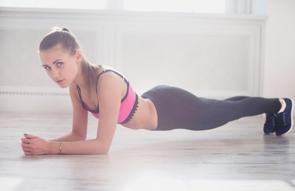 Программа упражнений для похудения
