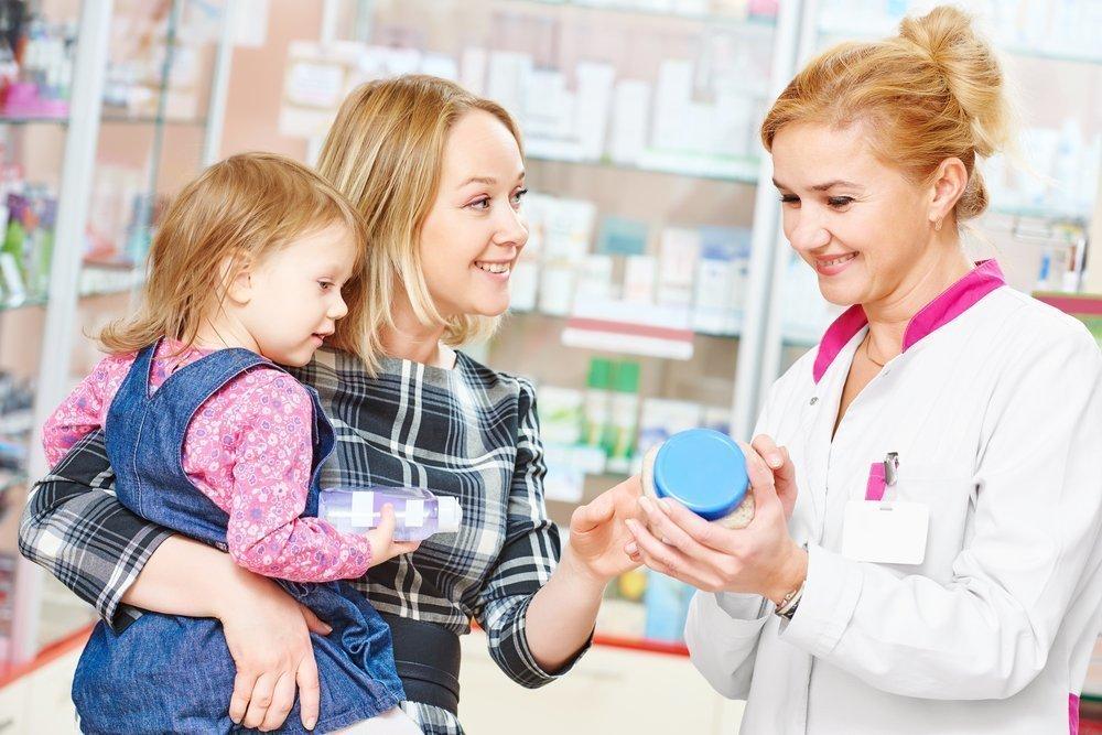Правила приема витаминов для здоровья малыша