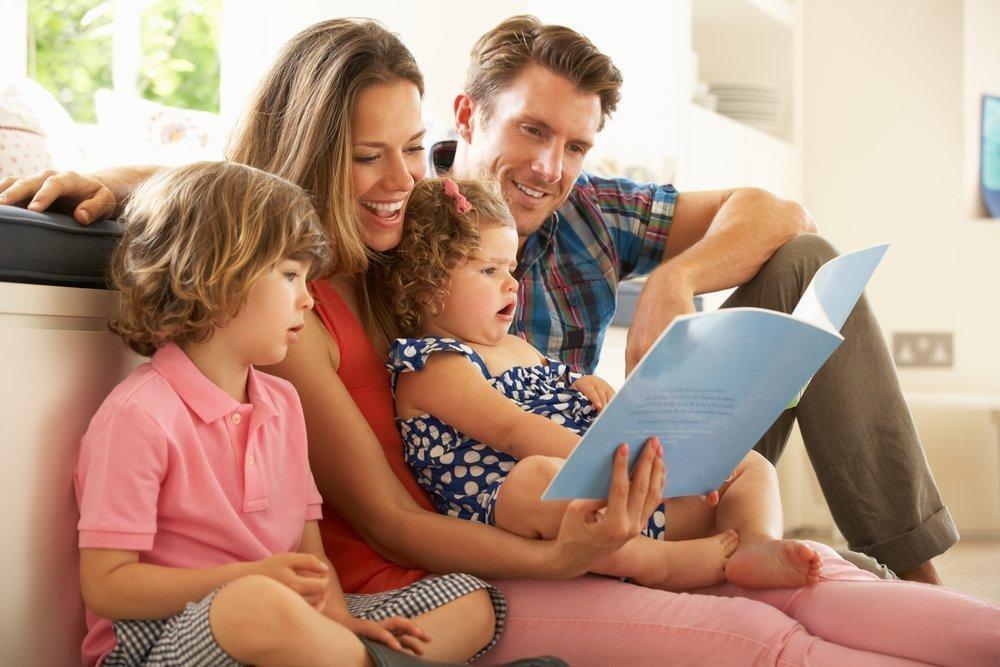 Родители могут создать семейные традиции