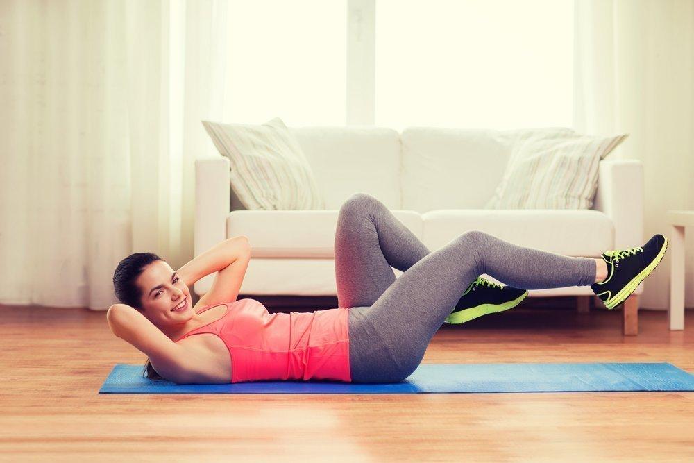 Упражнения Для Пресса Для Женщин Для Похудения. Как качать пресс для похудения живота