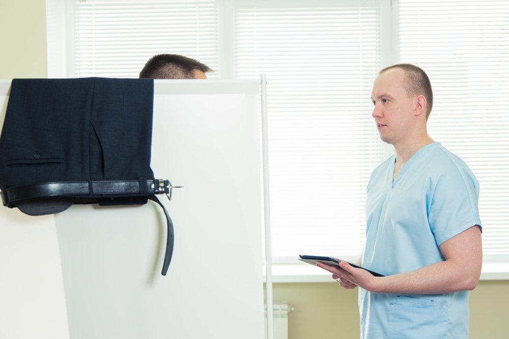 Выделения, свидетельствующие о патологии предстательной железы