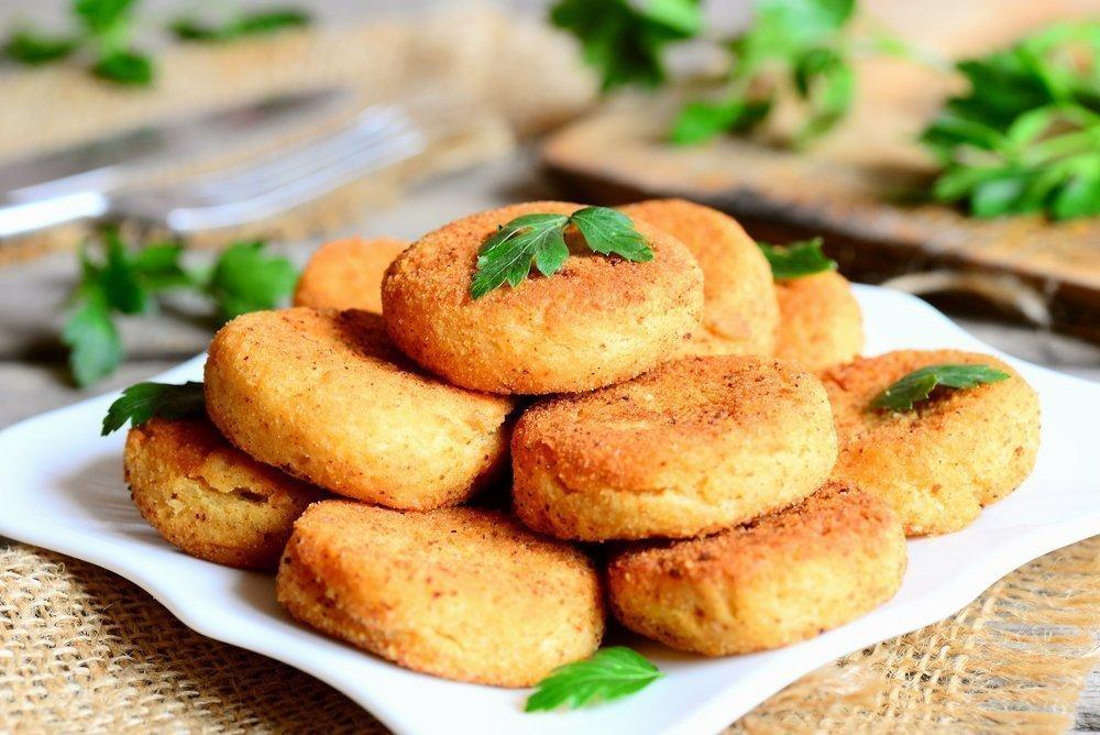 Нутовые котлеты в вегетарианском питании