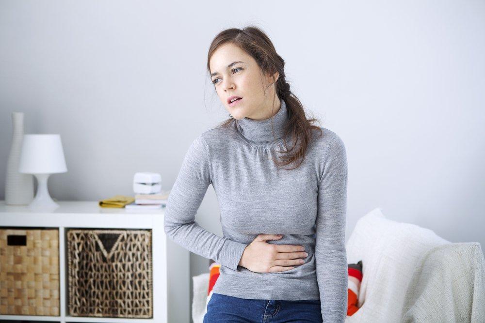 Как проявит себя проблема: наличие диареи и дискомфорт