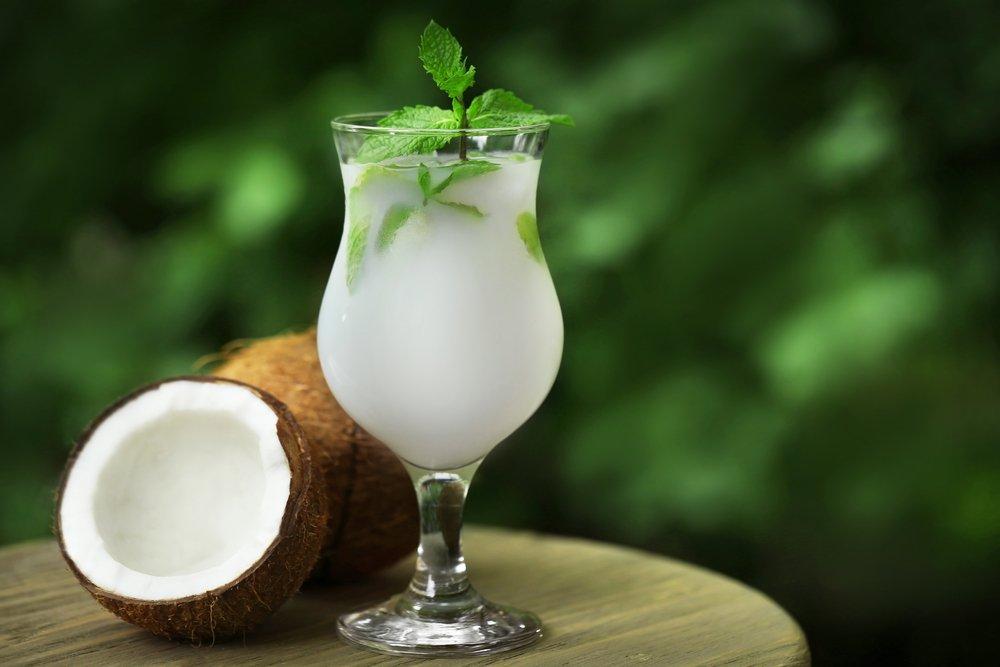 Коктейль «Кокосовый ром»