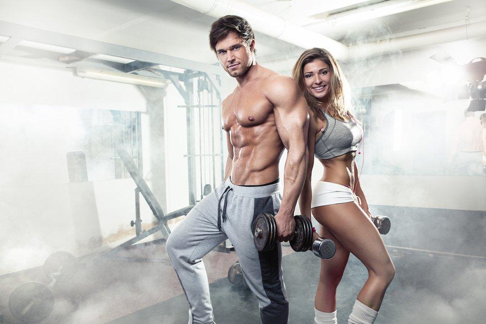 Тренировка красных и белых мышц thumbnail