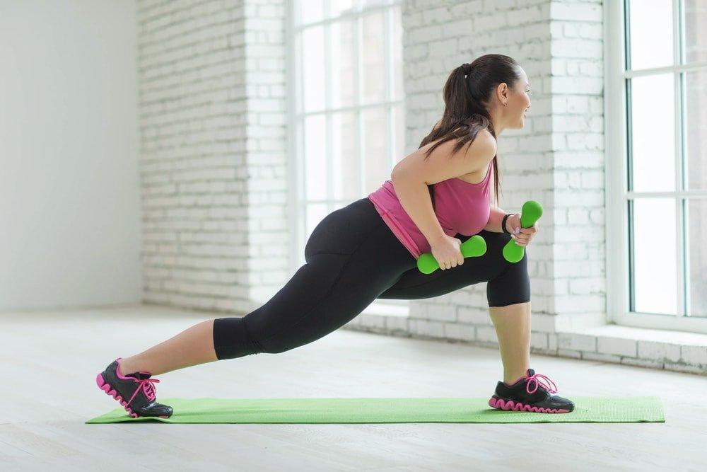 Похудение спорт нагрузки