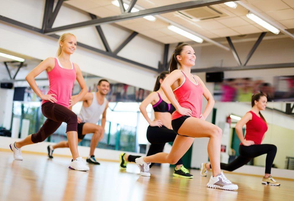 Основной фитнес-комплекс упражнений