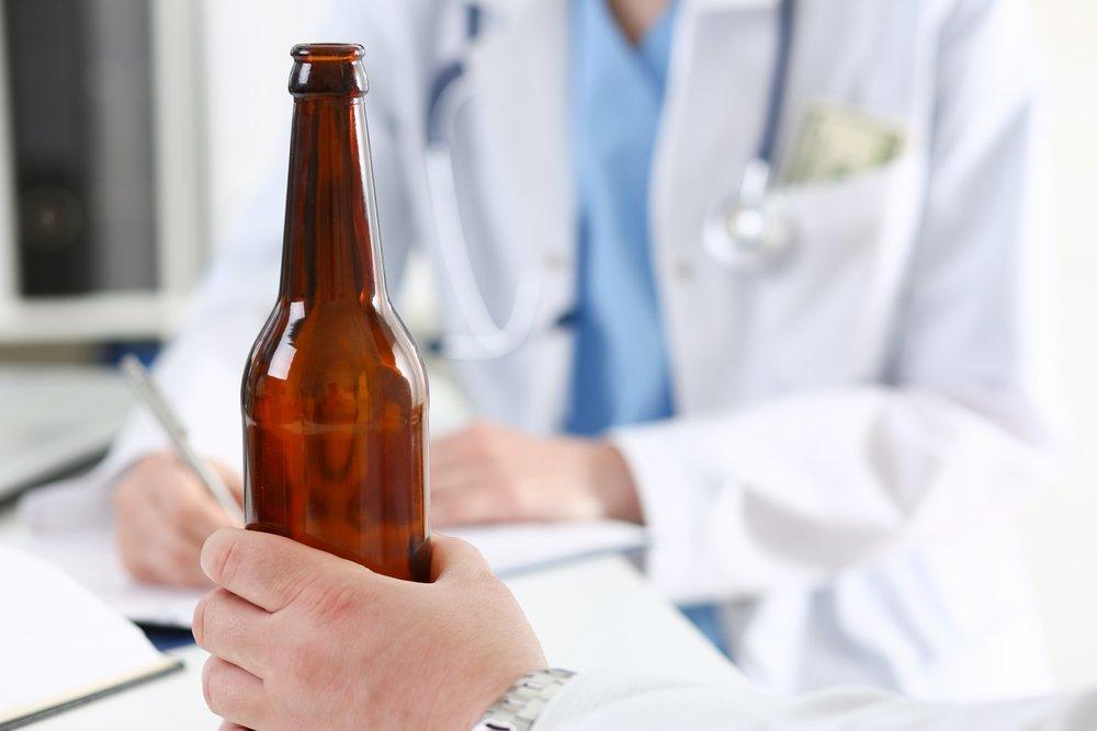 Доктор лечение алкоголизма